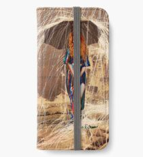 in a storm iPhone Wallet/Case/Skin