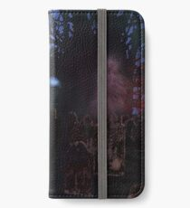 Midnight Visitor Fore the Hallows iPhone Wallet/Case/Skin