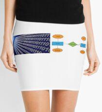 Bit Chen Mini Skirt