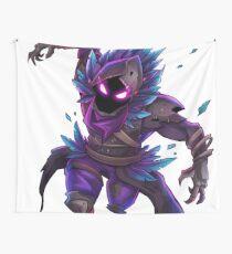 Raven (No BG) Wall Tapestry