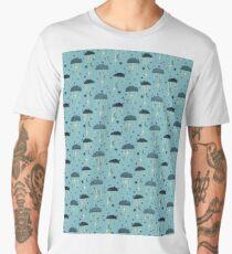 Watercolor dreams Men's Premium T-Shirt