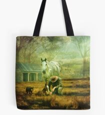 The Stock Horse Tote Bag