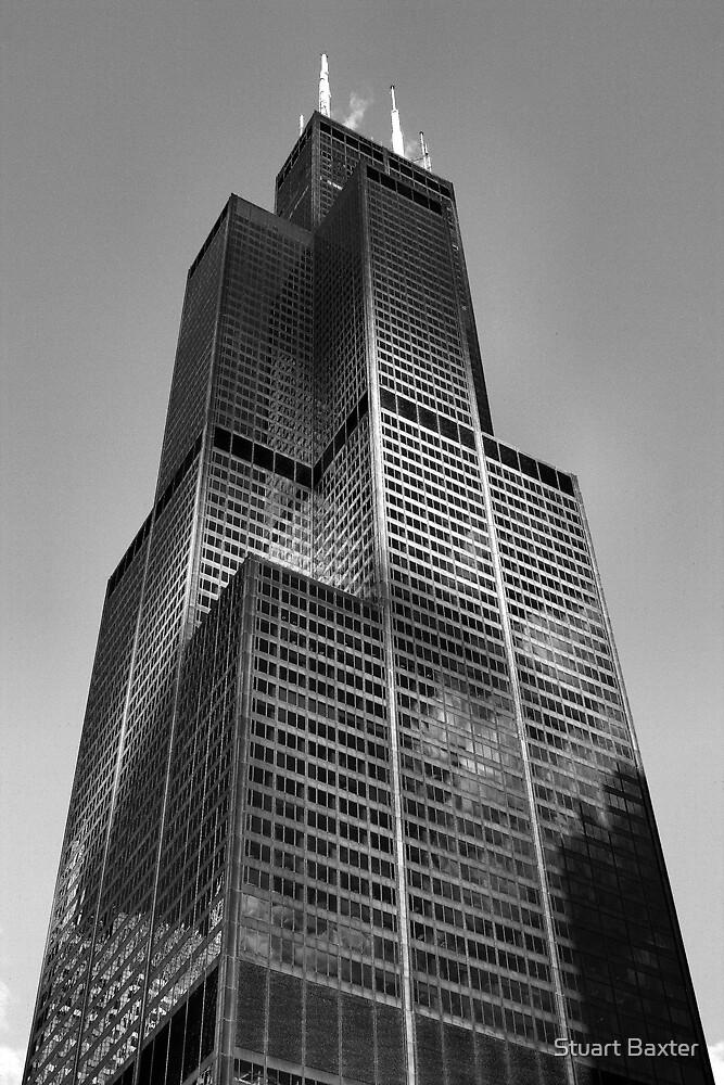 skyscraper  by Stuart Baxter