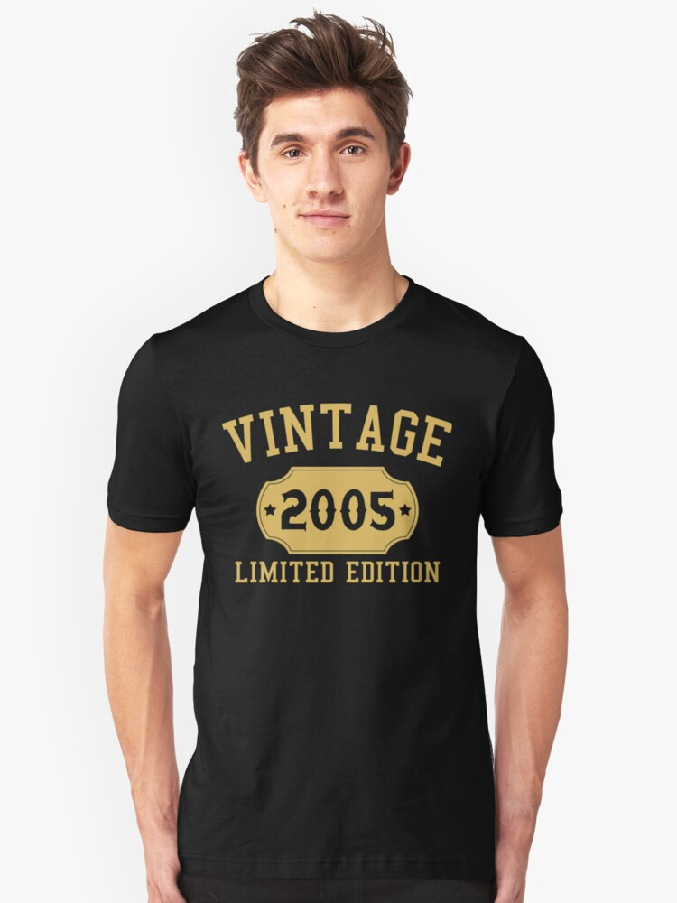 Vibtage Limited Edition Unisex T-Shirt Front