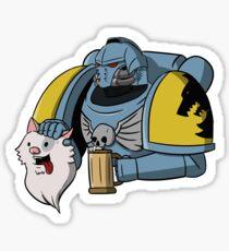 Space Furries Sticker