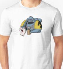 Camiseta unisex Espacio furries