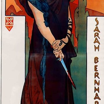 Medea,1898,litography,Alphonse Mucha,art nouveau by love999