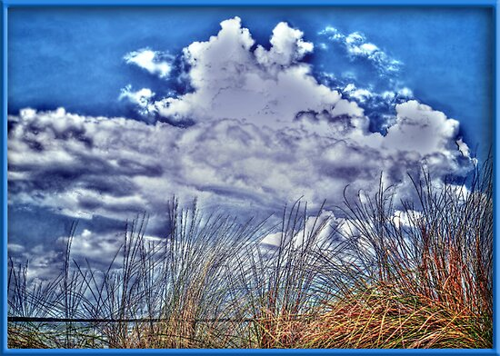Florida Clouds HDR by glink