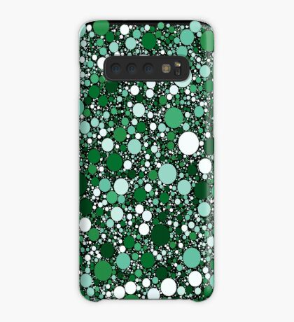 Circle Packing 208 Case/Skin for Samsung Galaxy