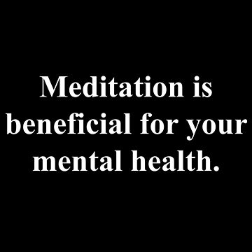 Meditation (Quote) by TheImmortalKing