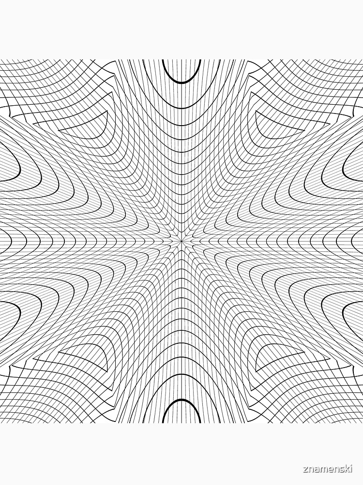 #abstract #pattern #texture #design #blue #white #wallpaper #circle #art #wall #illustration #line #wave #lines #light #textured #color #decorative #optical #black #graphic #curve #backdrop #rough by znamenski