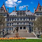 NYS Capitol by Kendall McKernon