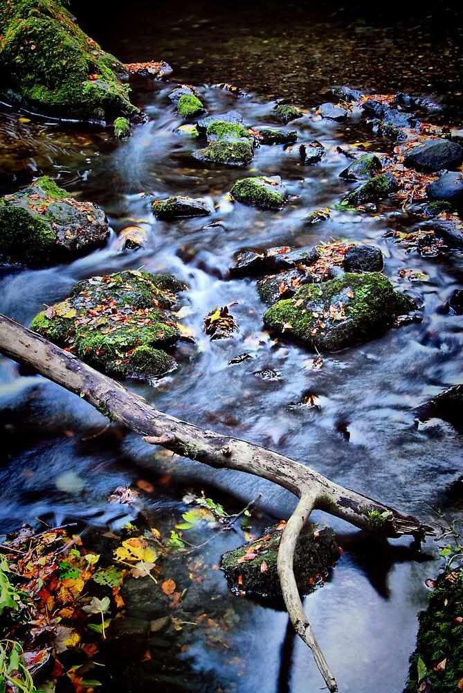 Gleno Falls (13) by SNAPPYDAVE