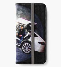 Elon Musk and Keanu Reeves iPhone Wallet/Case/Skin