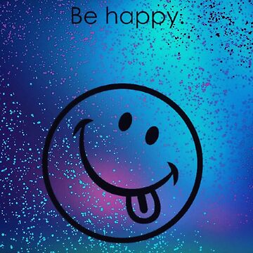 Be Happy by Claire-C