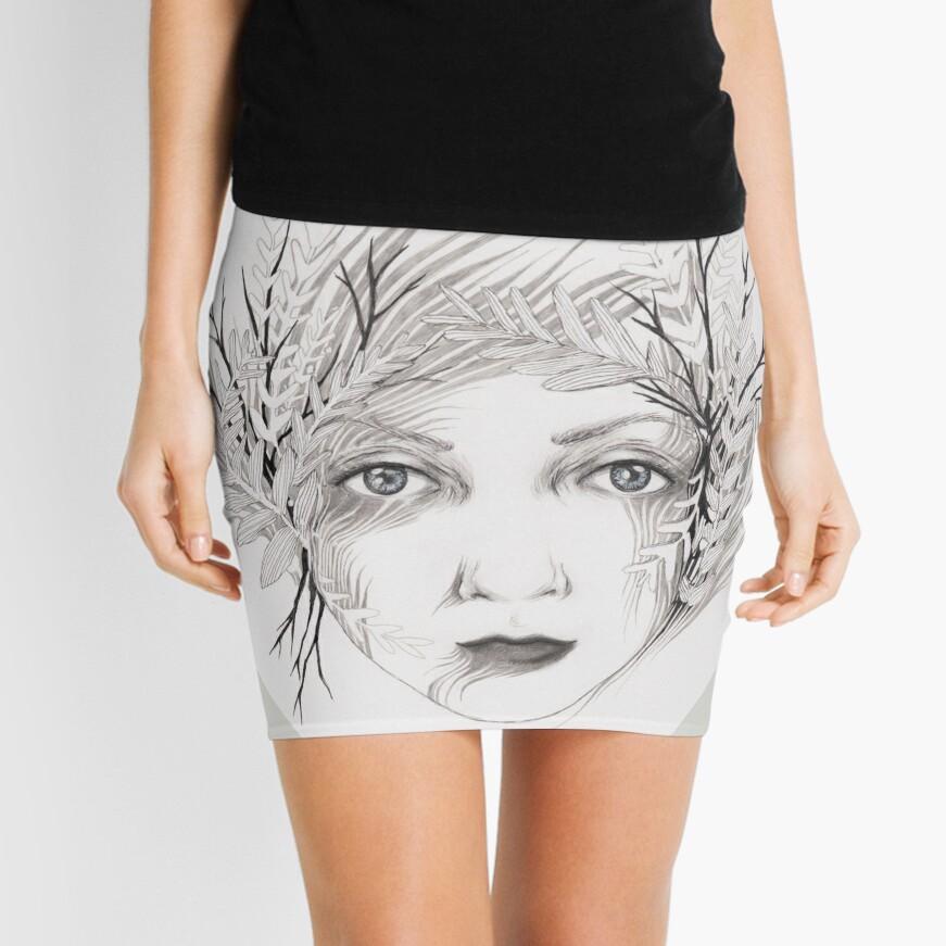 Mother Nature Mini Skirt