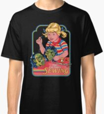 You Can Learn Sewing Classic T-Shirt
