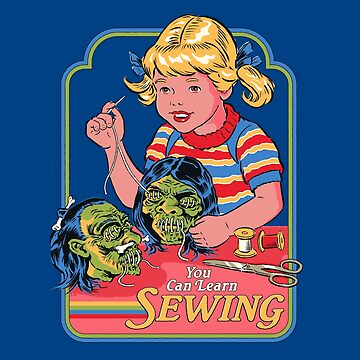 You Can Learn Sewing by stevenrhodes