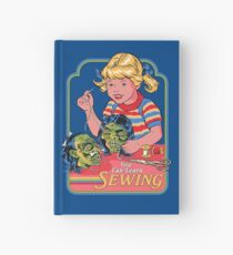 You Can Learn Sewing Hardcover Journal