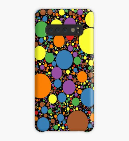 Circle Packing 211 Case/Skin for Samsung Galaxy
