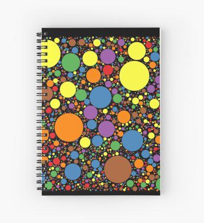 Circle Packing 211 Spiral Notebook