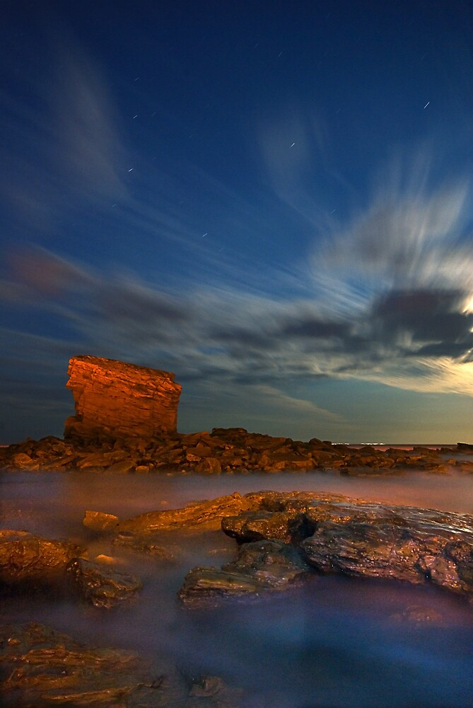 Moonlight by james  thow