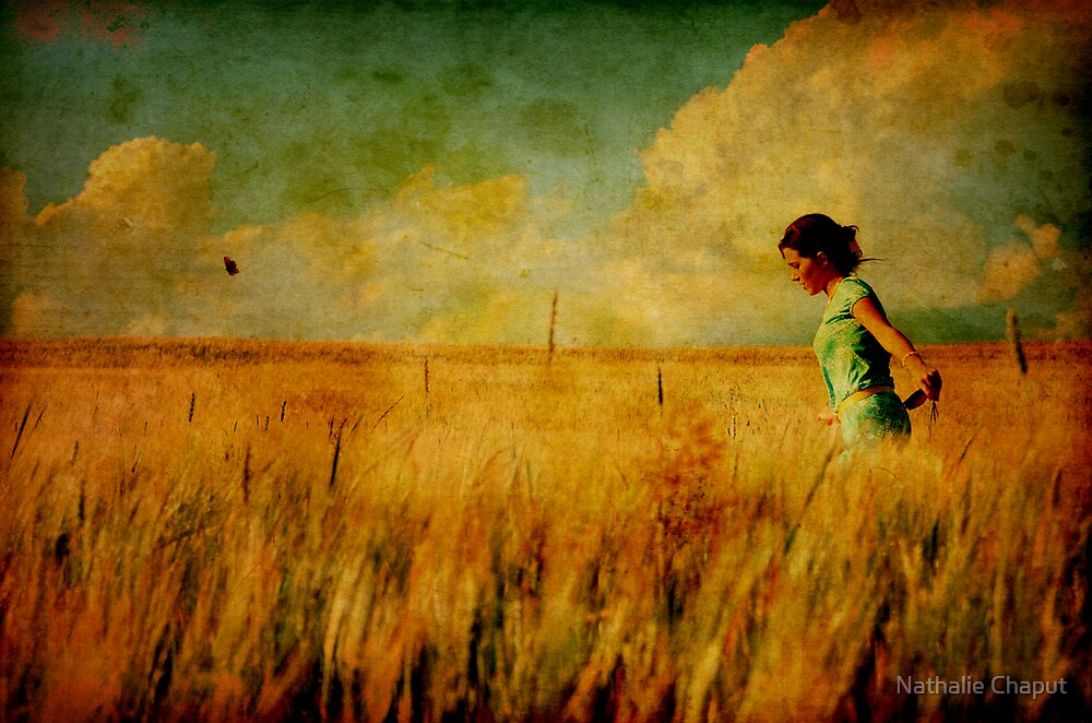 Running Free by Nathalie Chaput