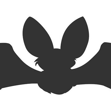 Halloween Bat Silhouette by MartinV96