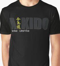 aikido artes marciales japon Graphic T-Shirt