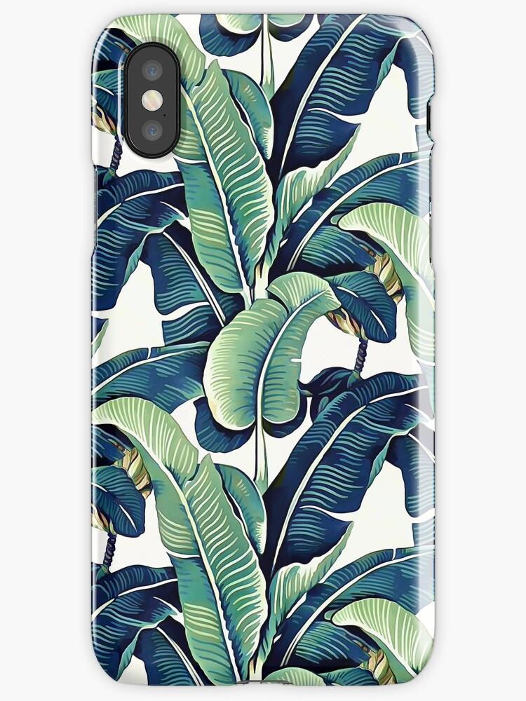 Banana Leaves by CatyArte