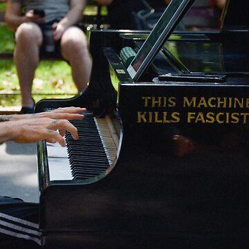 This Machine Kills Fascists by macymuirhead