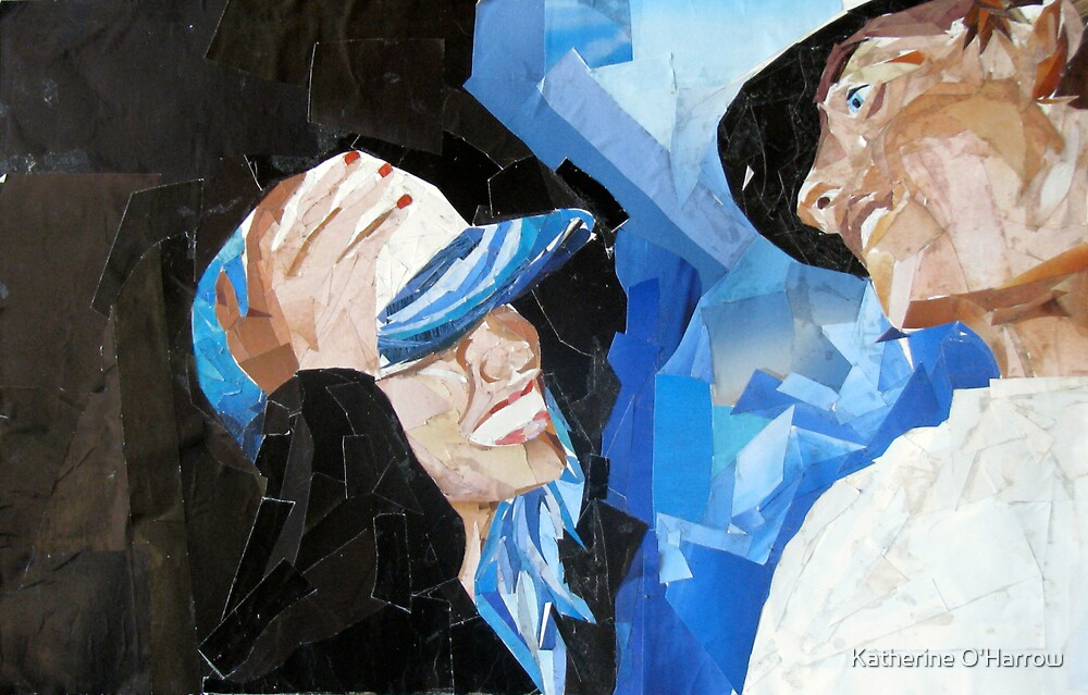 Blue Eyes by Katherine O'Harrow