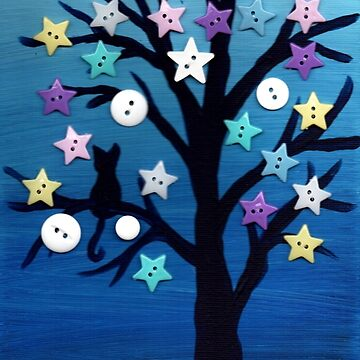 Moonlight tree by missmann