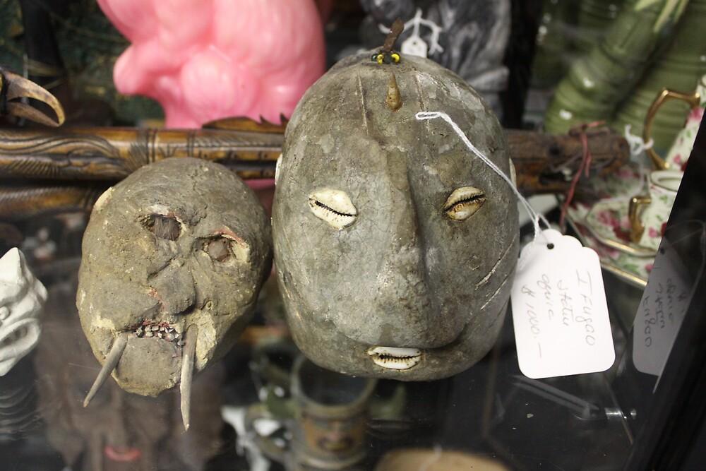 Death Masks by NeNe55