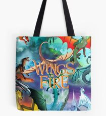Wings of fire all dragon Tote Bag