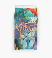 Wings of fire all dragon Duvet Cover