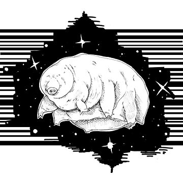 Tardigrade by absolemstudio
