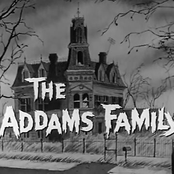 The addams family by LaDiana