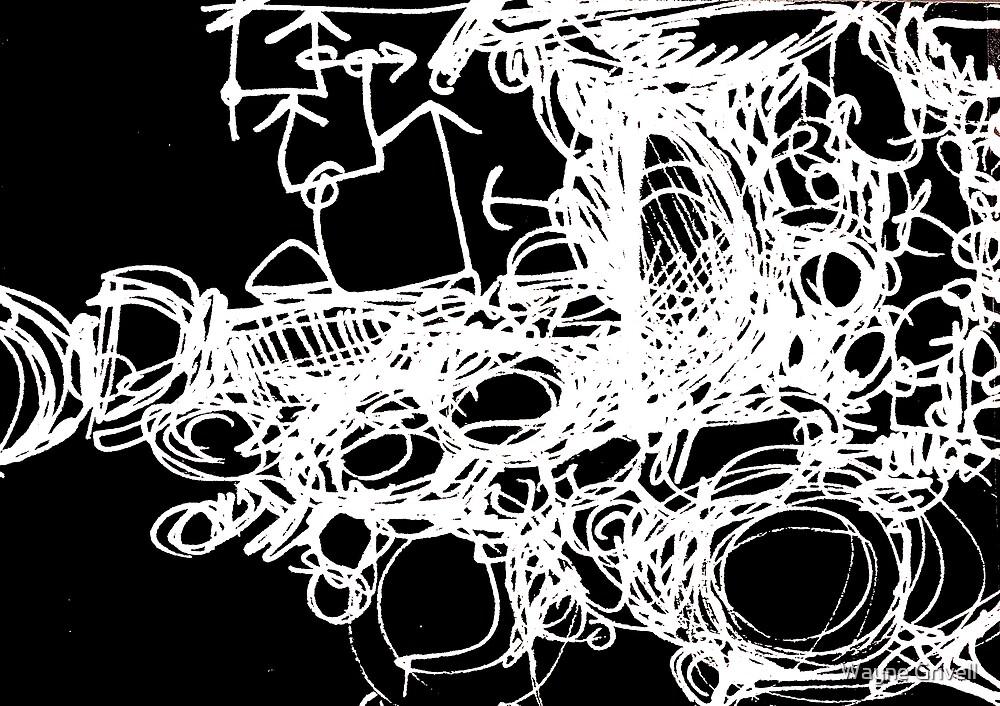 Rhythm Section Redux Reversed by Wayne Grivell