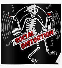Odol Social Ojo Distortion Fall Tour 2018 Poster