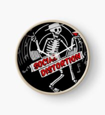 Odol Social Ojo Distortion Fall Tour 2018 Clock