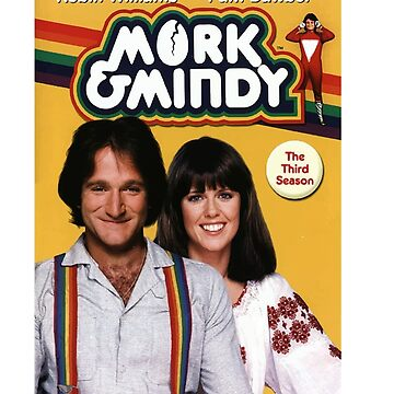 mork and mindy by LaDiana