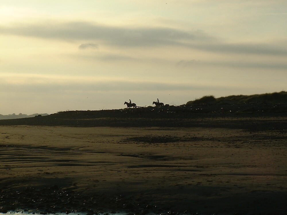 Ogmore horse riding by MeJude