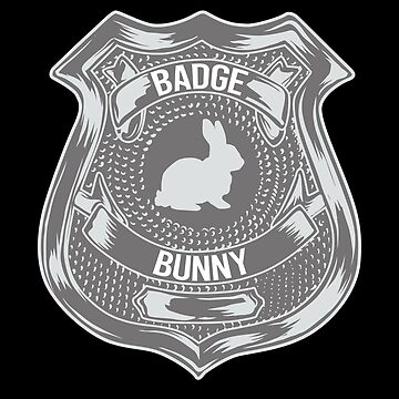 Badge Bunny Police Officer Attraction by wrestletoys