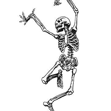 Skeleton Dance by MelanixStyles