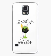 Drink Up Witches Brew Cocktail Beer Halloween Case/Skin for Samsung Galaxy