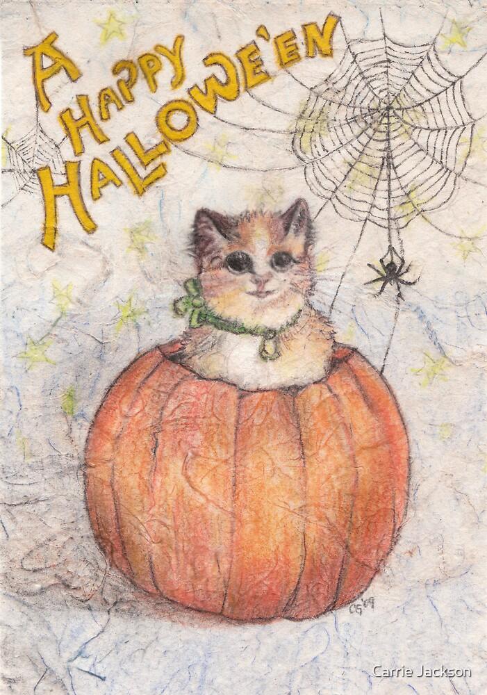 A Happy Hallowe'en by Carrie Jackson
