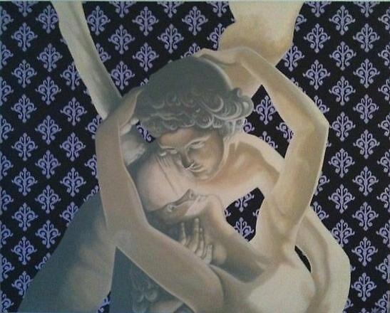 Love & Psyche by aarondru77