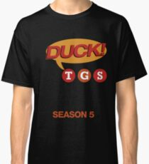 "30 Rock ""Duck!"" T-shirt Classic T-Shirt"