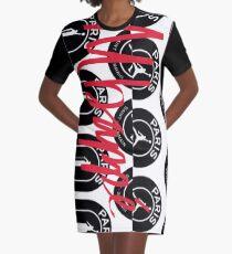 MBAPPE - PSG Graphic T-Shirt Dress